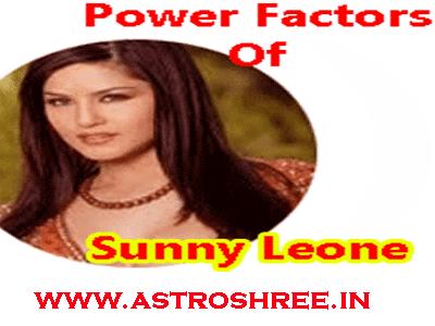 sunny leone astrology analysis
