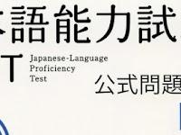 Buku Latihan Belajar Bahasa Jepang JLPT N5