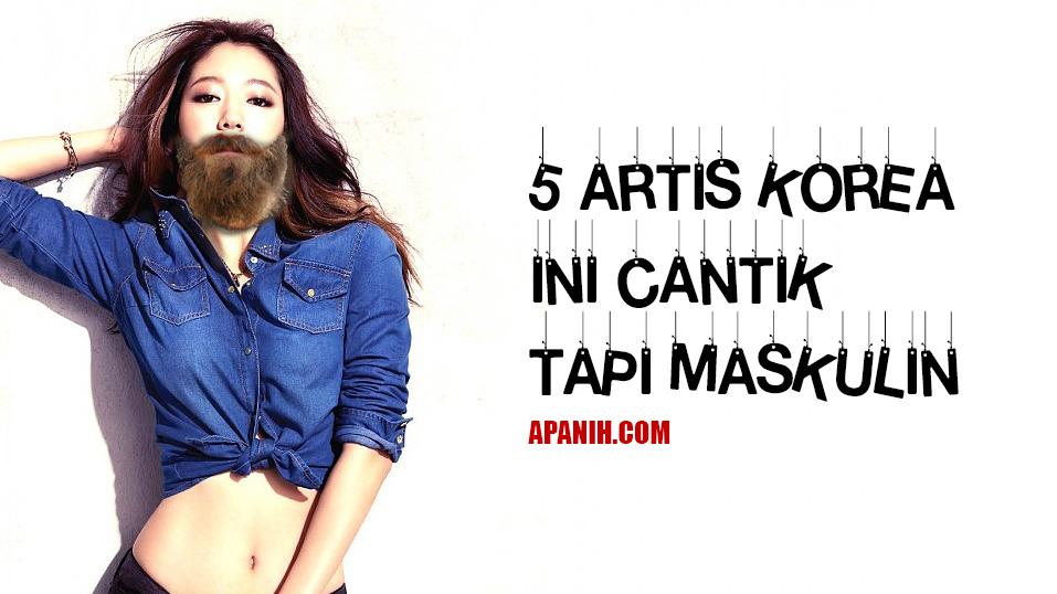 5 Artis Korea Cantik tapi Maskulin APANIH.COM