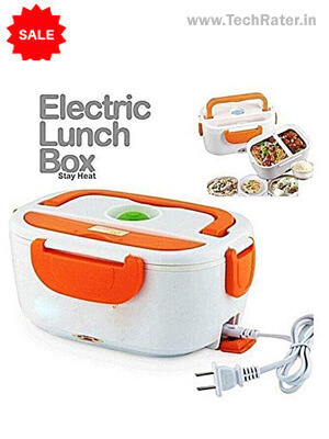 Top 3 Best Electric Lunch Box to buy online  Best Quick Food Warmer