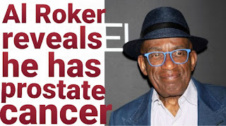 Al roker has prostate cancer
