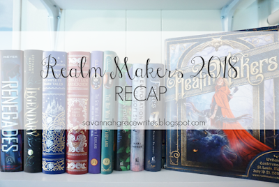 http://savannahgracewrites.blogspot.com/2018/08/realm-makers-2018.html