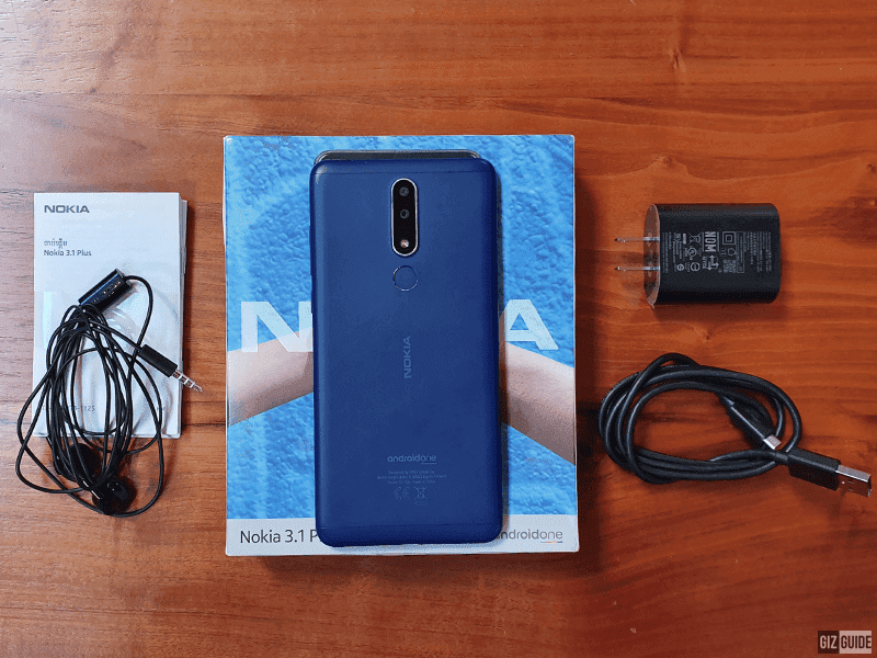 Deal: Metal-clad Nokia 3.1 Plus is down to PHP 4,945 until August 31