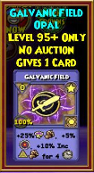 Galvanic Field - Wizard101 Card-Giving Jewel Guide