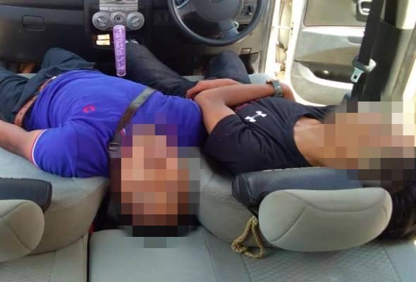 Bahaya Tidur Dalam Kereta - Boleh Membawa MAUT!