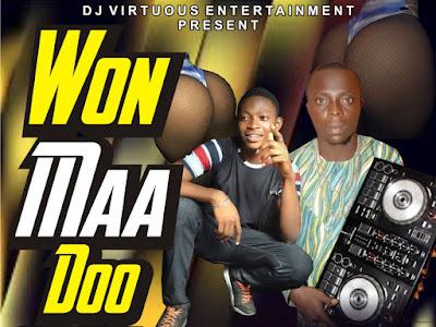HOTBANG: DJ Virtuous Ft Yungdrix ~ Wonma Do