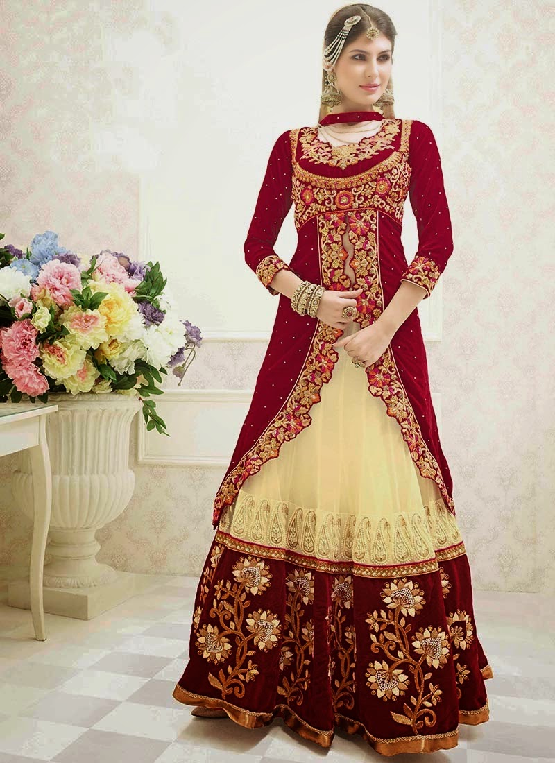 Latest Dress Designs With Beautiful Colors