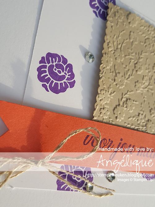 de Stempelkeuken Stampin'Up! producten koopt u bij de Stempelkeuken #stempelkeuken #stampinup #stampinupnl #stampinupnederland #moederdag #voorjou #moeder #mothersday #mother #lovely #mum #mom #mama #liefde #houvanjou #speciaalvoorjou #stamping #stempelen #papercrafting #handmadecards #handmade #workshop #diy #handgemaaktekaarten #kaartenmaken #kartenbasteln #stempeln #knutselen #embossing #embossingtechnique #echtepostiszoveelleuker #echtepost #snailmail #denhaag #westland #wateringen #poeldijk #rijswijk #delft