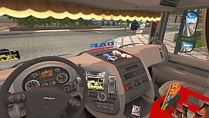 ETS2 Cabin Accessories Pack 3.5