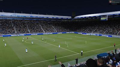 PES 2020 Stadium Abe Lenstra Stadion