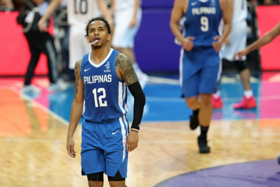 Gilas Rookie Chris Ross sparked a scoring run in the third quarter
