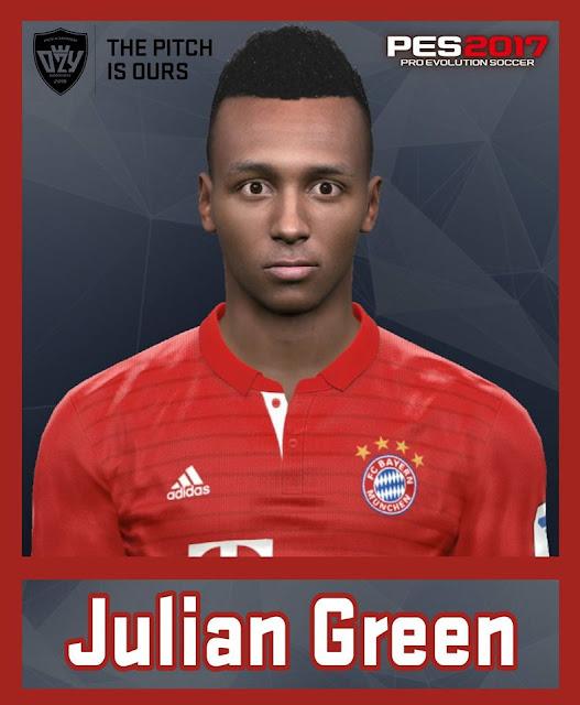 Julian Green | FC Bayern München