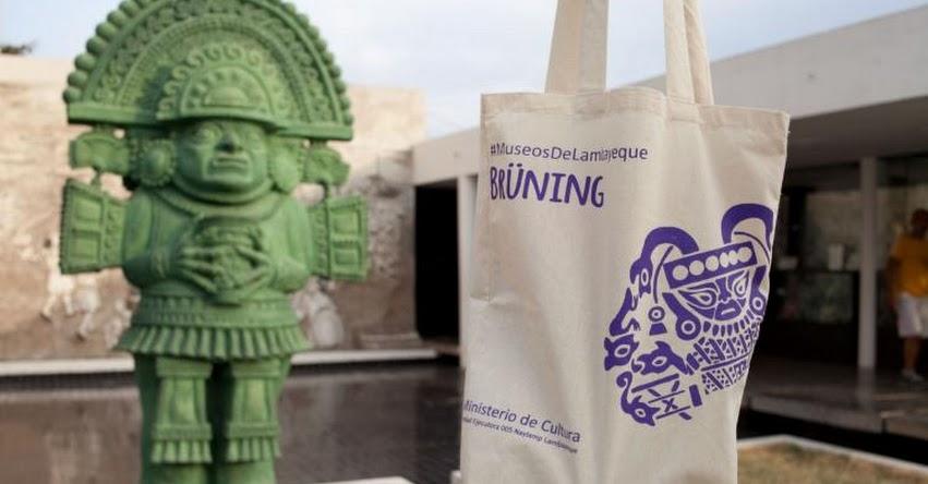 Museos de Lambayeque se suman a conservación del medio ambiente