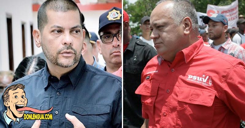 Diosdado Cabello busca con lupa al que le pegó el virus para encarcelarlo