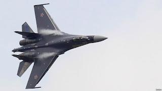 Mantap .. Indonesia akan Beli 10 Jet Tempur Sukhoi Su-35 dari Rusia - Commando