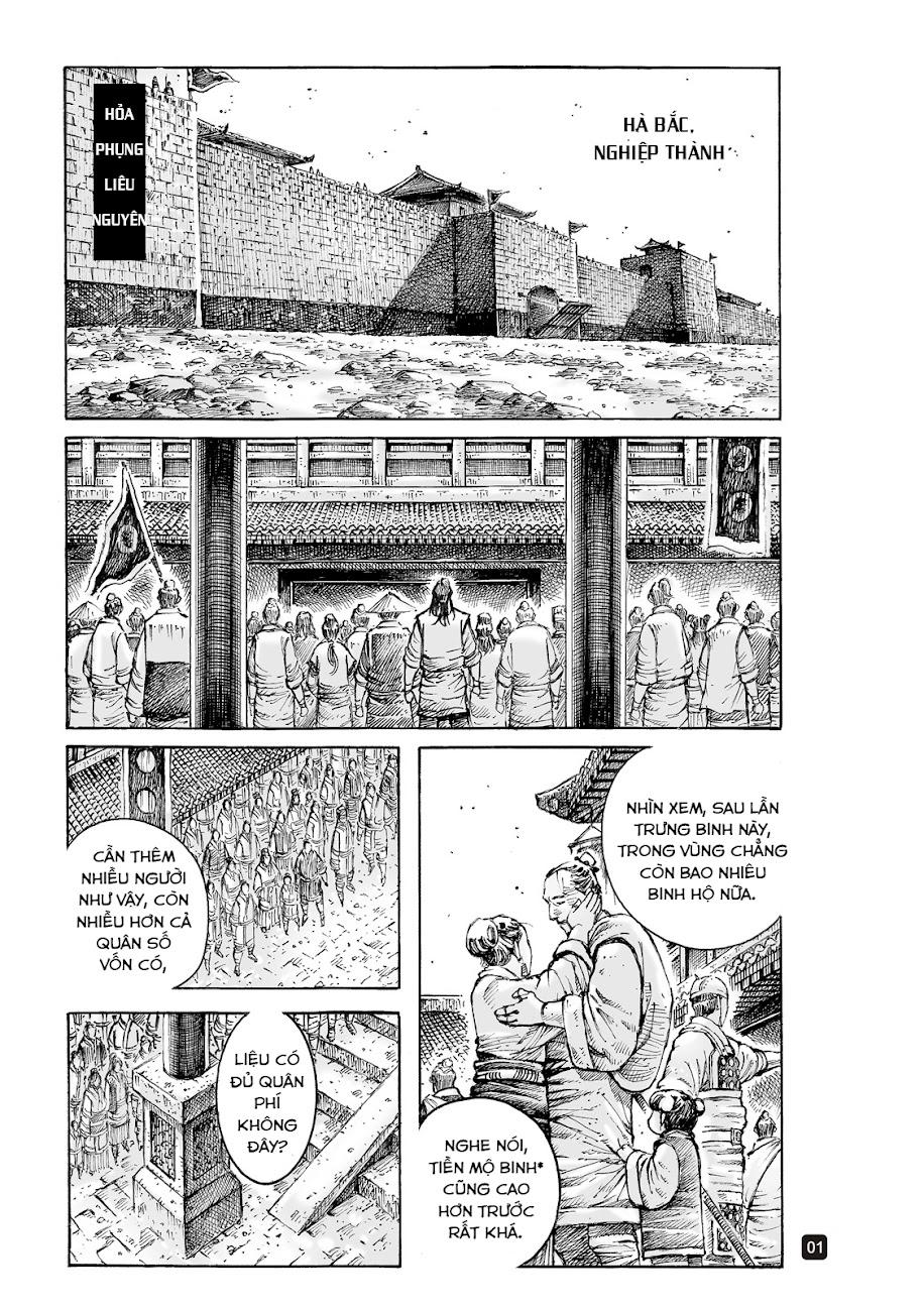 Hỏa phụng liêu nguyên Chương 544: Nghịch tử cứu quốc trang 1