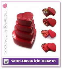 Sevgiliye özel hediyeler, özel çikolata hediyesi