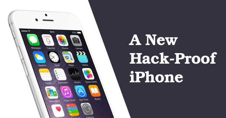 Apple is working on New iPhone Even It Can't Hack