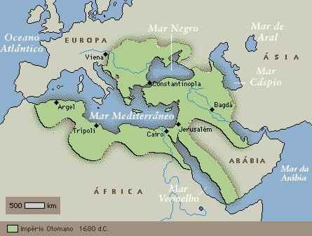 Império Turco-Otomano (Século XIII a XX)