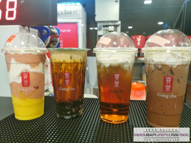 Matcha Lovers Should Check Out These New Drinks At Gong Cha