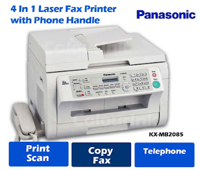 Download Panasonic KX-MB2085 Driver Printer