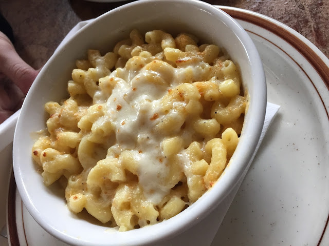 Homemade mac and cheese at The Mohawk in Columbus, Ohio