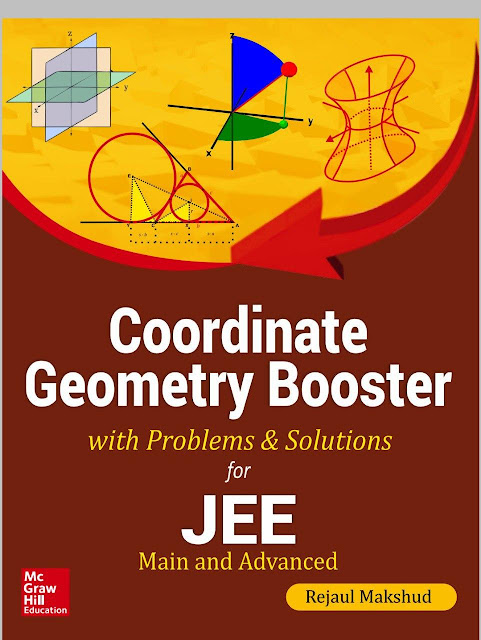 Coordinate Geometry Booster : JEE Advance Exam PDF Book