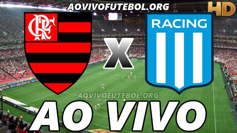 Flamengo x Racing Ao Vivo na TV HD
