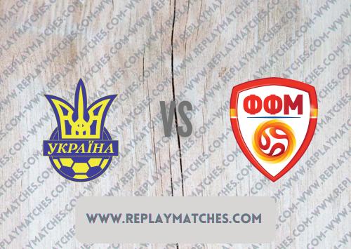 Ukraine vs North Macedonia -Highlights 17 June 2021