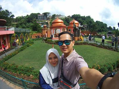 REVIEW Wisata Lembang THE GREAT ASIA AFRICA