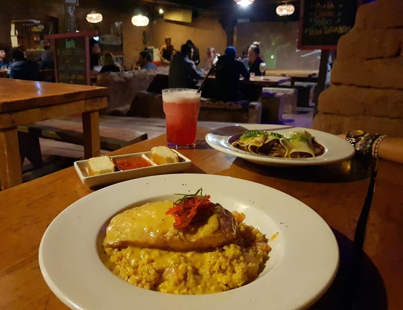 Pratos típicos e dicas de restaurantes no Atacama