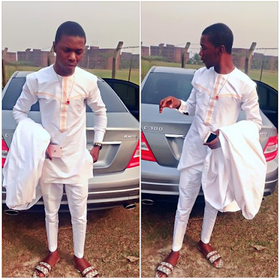 Report Leaked!! Blogger Clement Ogudu Reportedly Sold His Two Cars Just To Buy A Mercedez Benz 4Matic Worth That ₦7Million
