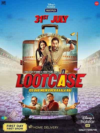Loot Case 2020 Hindi 720p 700MB HDRip MKV