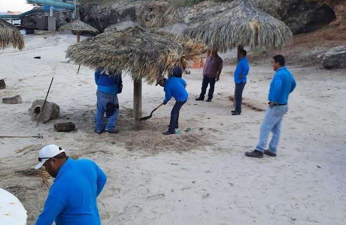 ¡Playa El Coromuel será reabierta este jueves!