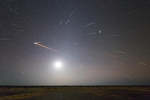 Meteor Eta Aqyaruds 2017