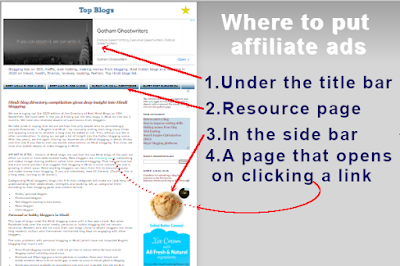 Make a blog for affiliate marketing and earn money