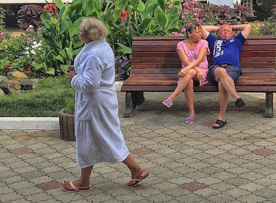"""""""Знову набрехали"""" - росіяни шоковані відпочинком у Криму"""