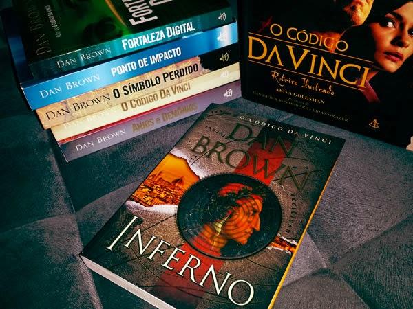 Resenha livro Inferno
