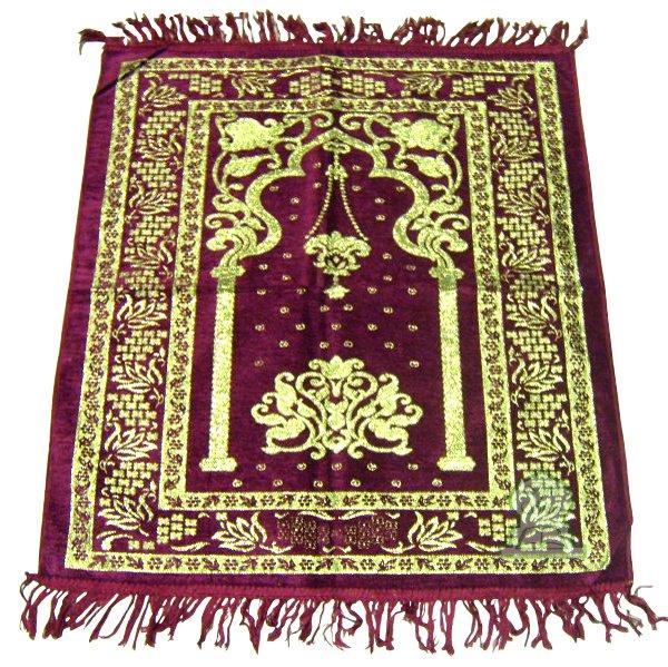 Le tapis de prière, l'outil indispensable : Culture, religion, musulmane, Islam, tapis, prière, mosquée, maison, événement, LEUKSENEGAL, Dakar, Sénégal, Afrique