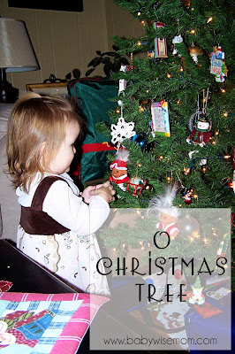 Should you baby-proof your Christmas tree?