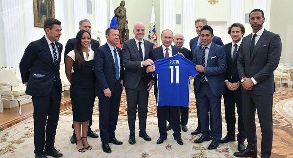 Putin: El Mundial ayuda a derrumbar estereotipos sobre Rusia