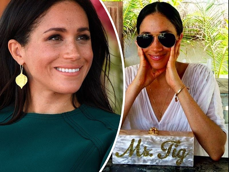 "Meghan Markle to relaunch 'a new version' of her lifestyle blog ""The Tig"""