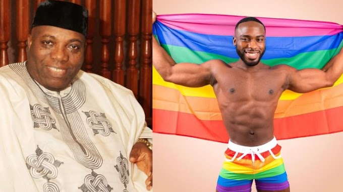 'I Am Vehemently Opposed To Homosexuality' - Doyin Okupe Says After His Son Came Out As Gay