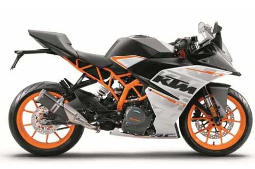KTM RC390 Striking Features and Engine Review
