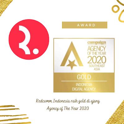 RedComm Award