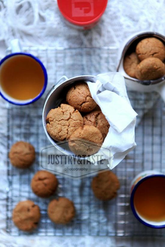 Resep Crunchy Peanut Butter Cookies dengan 4 Bahan Saja!