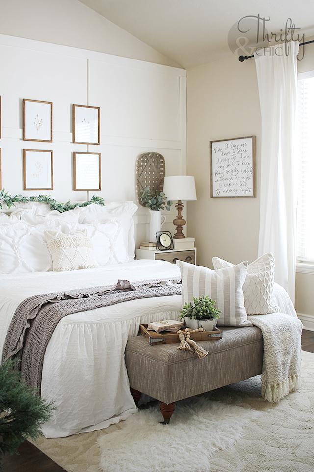 Great Cool Master Bedroom Decor Ideas 2019 Web Details @house2homegoods.net