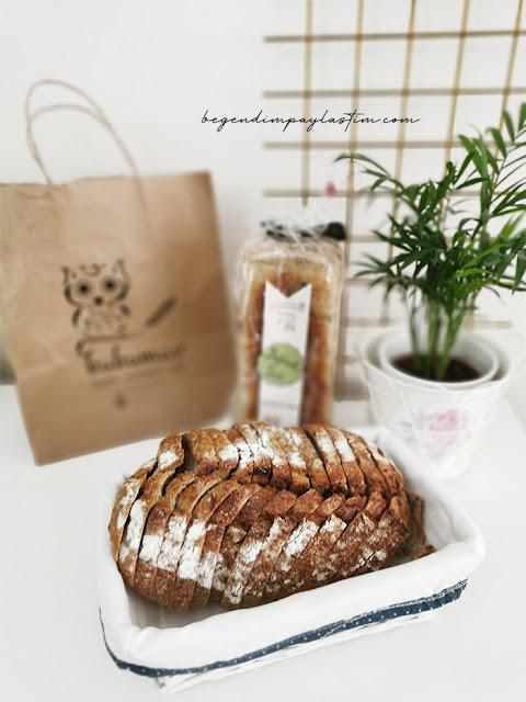 Kukumav Ekşi mayalı ekmekler
