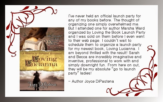 http://www.amazon.com/Loving-Lucianna-Hearts-Autumn-Romance-ebook/dp/B00NG8NWGW/ref=sr_1_3?s=books&ie=UTF8&qid=1413427298&sr=1-3&keywords=joyce+dipastena