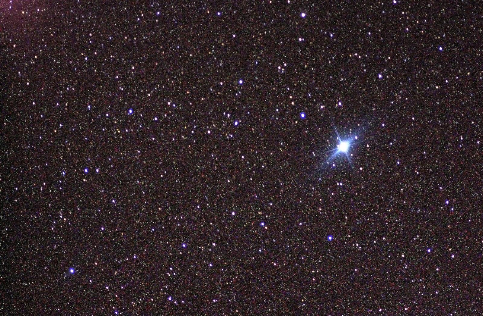 Alfa Karina Canopus Yıldızı